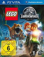PS Vita juego: lego Jurassic World psv nuevo & OVP