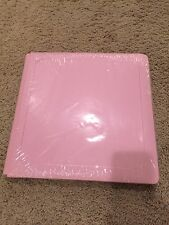 Creative Memories 12x12 Bubblegum Pink Premiere Album Baby 15 pages New!!