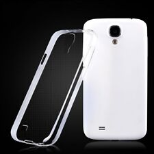 Samsung Galaxy S4 SIV i9500 Soft Slim TPU Silicone Gel Case Cover Protect Skin