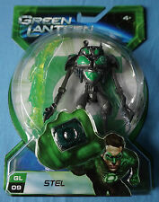 "Stel / Green Lantern / DC / 3.75"" Action Figure / 2010"