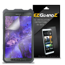 2X EZguardz LCD Screen Protector Cover HD 2X For Samsung Galaxy Tab Active