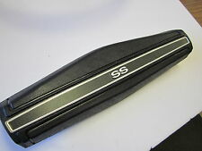 1971 1972 71 72 CHEVELLE NEW BLACK SS STEERING WHEEL HORN PAD SHROUD BUTTON