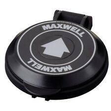 Maxwell Windlass Footswitch Covered Black 200A 12v or 24v  P19006