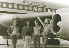 "LED ZEPPELIN FLAGGE / FAHNE ""AIRPLANE"" POSTER FLAG POSTERFLAGGE"