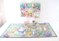 THE GAME OF LIFE SPONGEBOB SQUAREPANTS 2005 FAMILY CHILDREN KIDS COMPLETE
