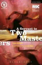Servant Of Two Masters by Goldoni, Carlo