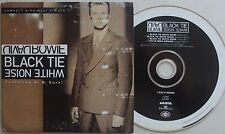 DAVID BOWIE Black Tie White Noise RARE Orig AUSTRALIA 4 Track CARD Sleeve CD '93