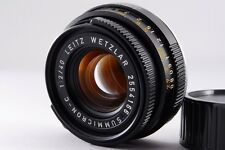 【AB- Exc】 Leica Summicron-C 40mm f/2 Lens for M Mount CL CLE From JAPAN #2013