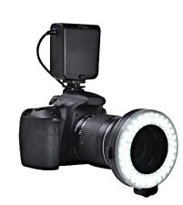 Makro Ringblitz Kamerablitz für Nikon D810A D7200 D5500 D5300 D3300 D3200 D60