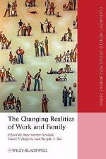 Blackwell/Claremont Applied Social Psychology: Changing Realities of Work and...