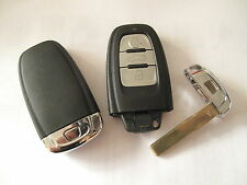 NEW AUDI A3 A4 A6A5 A8 Q5 Q7 3 BUTTON SMART KEY FOB REMOTE A4L 868 mhz #118