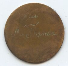 Love Token 1897 Indian Cent (#6699) Carefully Check out the Photos.