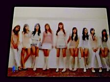 SNSD Girls Generation RARE GG001 Scratch Card PhotoCard #1 UN SCRATCHED  ioi exo