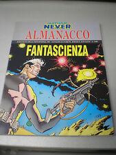 Nathan Never, ALMANACCO FANTASCIENZA 1997, Bonelli editore