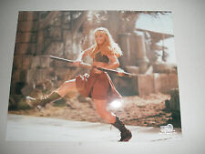 XENA Licensed Photo 8x10 Gabrielle Fighting Renee O'Conner Mint Condition!
