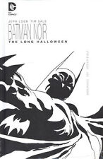 BATMAN NOIR: THE LONG HALLOWEEN HARDCOVER Jeph Loeb & Tim Sale DC Comics HC