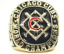 2016 CHICAGO CUBS WORLD SERIES CHAMPIONSHIP REPLICA RING