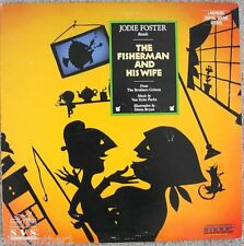 The Fisherman and His Wife Tale by Brothers Grimm  Jodie FOSTER reads  Laserdisc