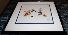 "Disney Sericel  ""Hockey Champ"" Limited Edition (17)"