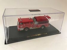 MACK CF PUMPER FDNY FIRE ENGINE 33 1/64 DIECAST MODEL BY CODE 3 12582
