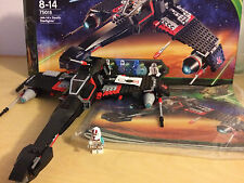 Lego Star Wars 75018 - JEK-14's Stealth Starfighter BOXED WITH INSTRUCTIONS