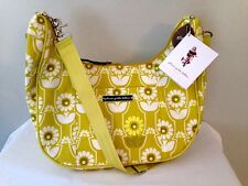 NWT PETUNIA PICKLE BOTTOM Touring Tote SUNLIT STOCKHOLM Baby Diaper Bag + Mat