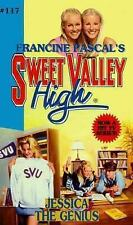 Jessica the Genius (Sweet Valley High) Pascal, Francine Paperback