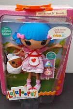 NEW LALALOOPSY SEW LIMITED EDT. NICK JR SEW CUTE DOLL MINI ROSY BUMPS N BRUISES