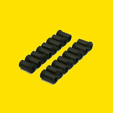 3/8 Roller Rocker Rockers Arms Poly Locks Kit Fits SBC Ford 350 302 351W