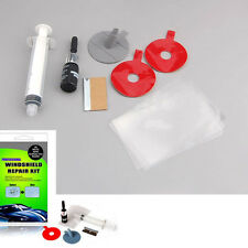 Car Auto Windscreen Windshield Repair Tool DIY Kit Glass For Chip & Crack Set
