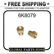 6K8079 - CONNECTOR TUBE ASSEMBLY TO ADAPTER  for Caterpillar (CAT)