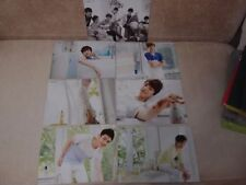 EXO-K OFFICIAL THE FACE SHOP PROMO MINI POSTER chanyeol sehun kai d.o baekhyun