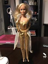 1980 Original Golden Dreams Barbie 1874 80's Superstar Face