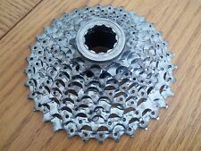 vintage Shimano Deore XT CS-M750 cassette, works with m952 m960 m970,  9 speed
