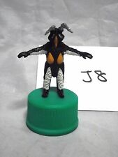 Ultraman Movie 2003 Bottle Cap Figure Monster Zetton Mitsuya-Cider Japan J8