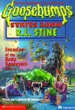 Invasion of the Body Squeezers, Part 2 (Goosebumps Series 2000, No. 5) Stine, R