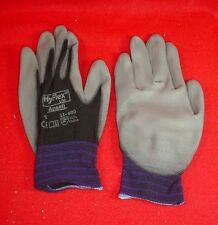 12 Pair ANSELL 11-600 HYFLEX LITE GLOVES SIZE 6 (XS) Gray