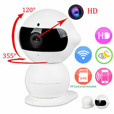 Wireless 960P HD Home Security Monitor IP Camera Mini Robot WIFI Webcam APP Hot