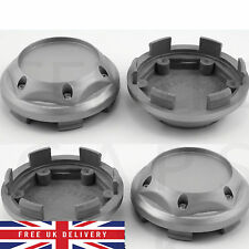 Set of 63mm - 68mm Alloy Wheel Hub Centre Caps VW BK LG LEAGUE RACING SLOT MAGS