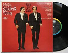 Sandler & Young Side By Side USA 1967 LP Vocal Pop