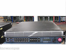 F5 Networks Big-IP 8900 Local Traffic Mananager Dual PSU 2x Hard Drives AS IS