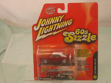 60s Sizzle 1969 DODGE Dart GTS 1:64 scale Johnny Lightning W/Collector Box