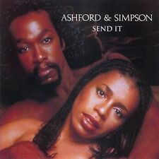 Ashford & Simpson - Send It: Expanded Edition [New CD] UK - Import