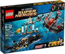 Lego 76027: Black Manta Deep Sea Strike - NEW & SEALED
