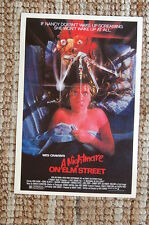 A Nightmare on Elm Street Lobby Card Movie Poster