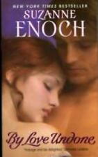 By Love Undone (The Bancroft Brothers) Enoch, Suzanne Mass Market Paperback