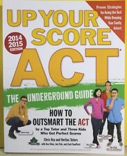 Up Your Score - Act : The Underground Guide  PAPERBACK NEW