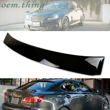 """""""SHIP OUT TODAY"""" Painted For LEXUS IS250 IS350 IS220D REAR 4D ROOF SPOILER #212"""