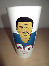 1973 7-ELEVEN NFL FOOTBALL SLURPEE CUP. KEN HOUSTON, HOUSTON OILERS.