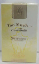 Guerlain Champs-Elysees Too Much Edt 30ml Spray - Vintage - New & Rare